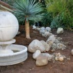 Placing boulders into landscape