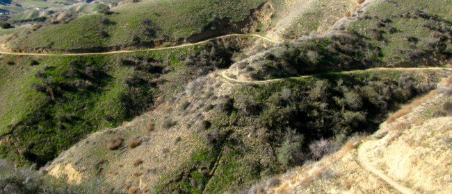 Great hikes: Oakmont Park (Redlands CA)