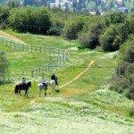 Equestrians at Wildwood Canyon (Linda Richards)