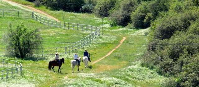 Taking the Trail to Wildwood Canyon's Hunt Ranch