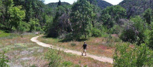Oak Glen Preserve in Spring