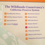 The Conservancy's 12 preserves