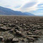 Devil's Golf Course (salt mounds that build without the rain)