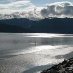 Turnagain Arm in Alaska
