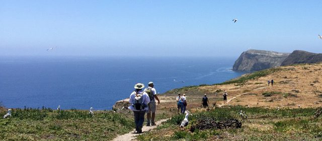Channel Islands: Old California