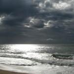 Post-hurricane (offshore) in Baja