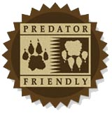 Predator Friendly Certification